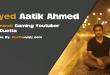 Syed Aatik Ahmad