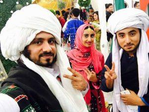 Balochi Cultural Dresses Male & Female