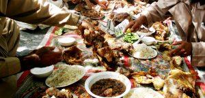Balochi Culture & it's Foodd
