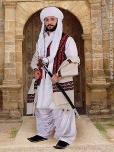 Balochi Dress Male