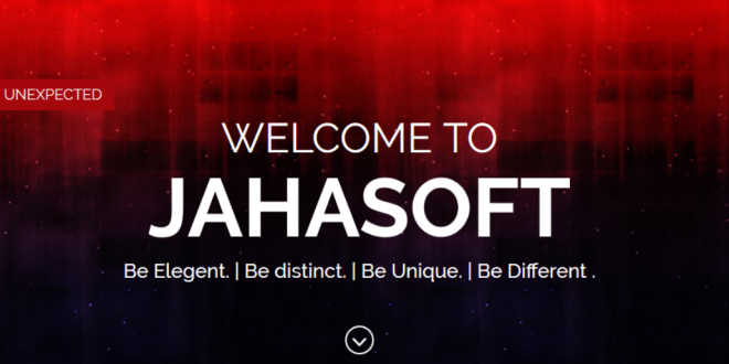 JAHASOFT WEB DEVELOPMENT AND SOFTWARE HOUSE IN QUETTA