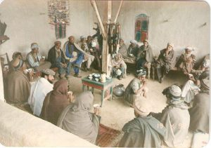 Pashtun Culture & People Taking Tea