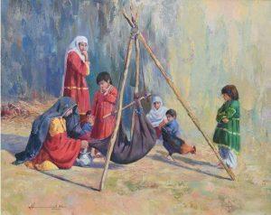 Pashtun Women in Tribal Areas of Baluchistan