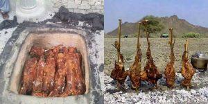 Quetta Cultural Food