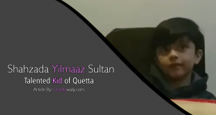 Talented Kid of Quetta