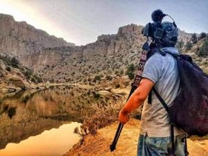 male photographer from quetta