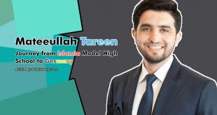 Mateeullah Tareen