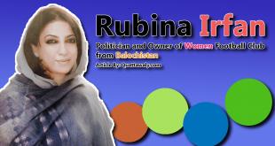 Rubina Irfan