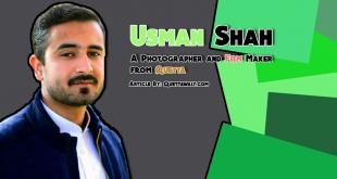 usman shah