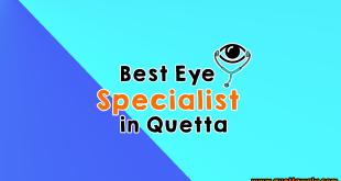 best eye specialist in quetta