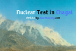Nuclear Test in Chagai