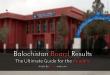 balochistan board results