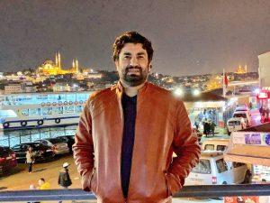 Qasim khan Suri