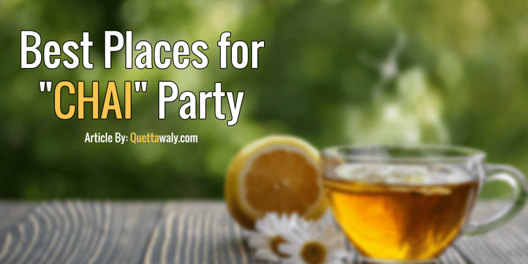 Best Places for Chae Party