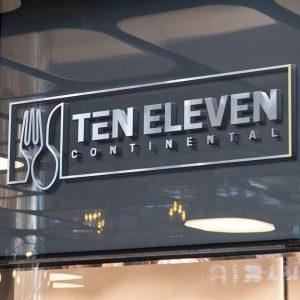 Ten eleven continental restaurant