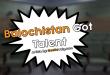 balochistan got talent