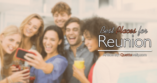 best places for re union