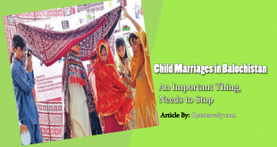 child marriages in balochistan
