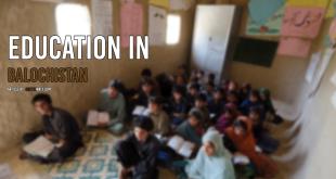education in balochistan