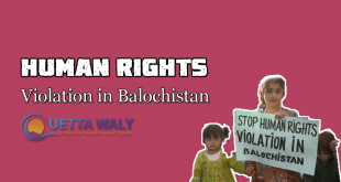 human rights violation in balochistan