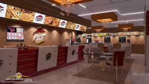 pizza hut millenium mall quetta