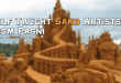 self taught Sand Artists from Pasni