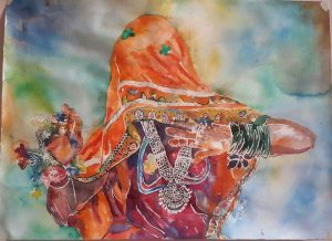 Shazia Batool Paintings
