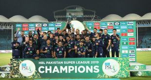 Quetta Gladiators Are PSL 2019 Champions!