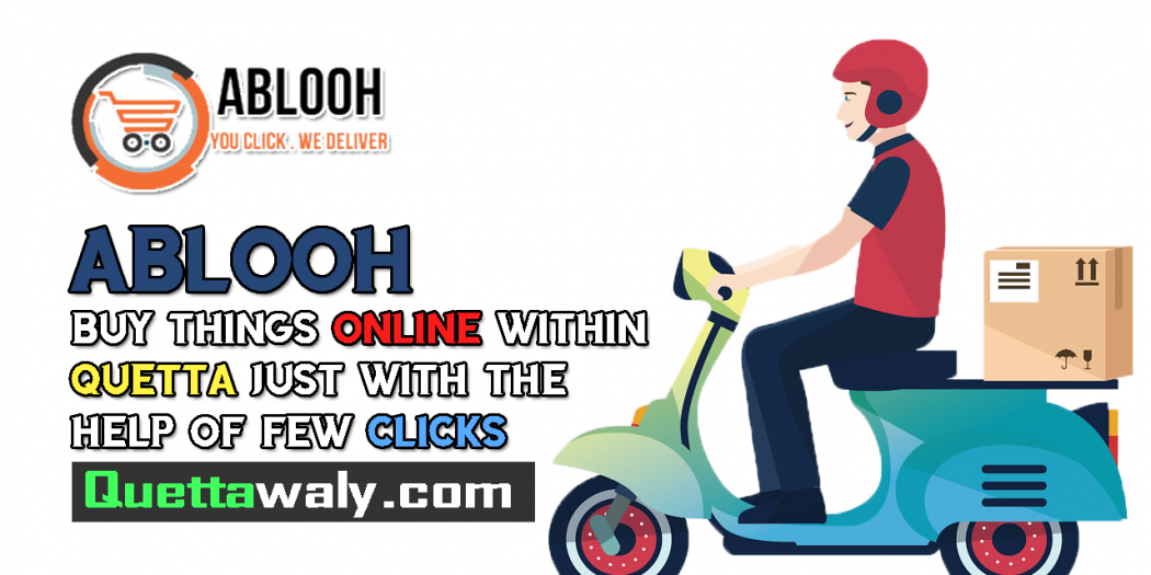 Ablooh Online Grocery Shopping Portal of Quetta (Ablooh.com)