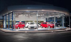 Car Showroom Business in Quetta