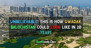 Unbelievable! This Is How Gwadar, Balochistan Could Look Like In 20 Years