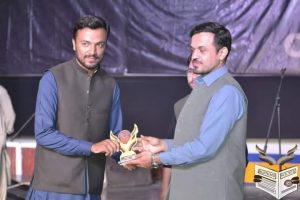 Hamayun Kasi Awarded