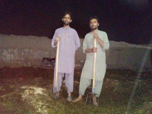 Mr. Amanullah Mengal Mushroom Firm Quetta