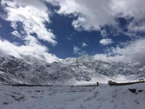 Snow of Quetta