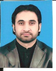 C.E.O Dr Syed Asad Rehman Shah