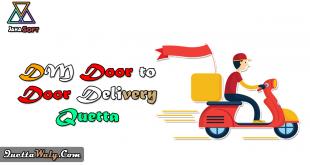 DM Door to Door Delivery Quetta