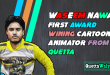 Waseem Nawaz Cartoon Animator from Quetta, Balochistan