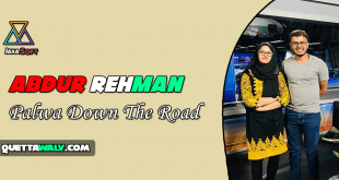 Abdur Rehman - Palwa Down The Road