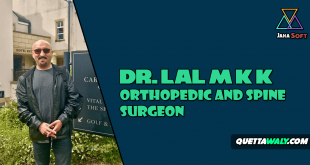Dr. Lal Muhamamd Khan Kakar - Orthopedic And Spine Surgeon