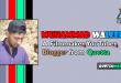 Muhammad Waleed - A Filmmaker, YouTuber, Blogger from Quetta