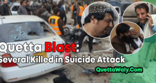 Quetta Blast: Several Killed in Suicide Attack
