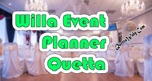 Willa Event Planner Quetta