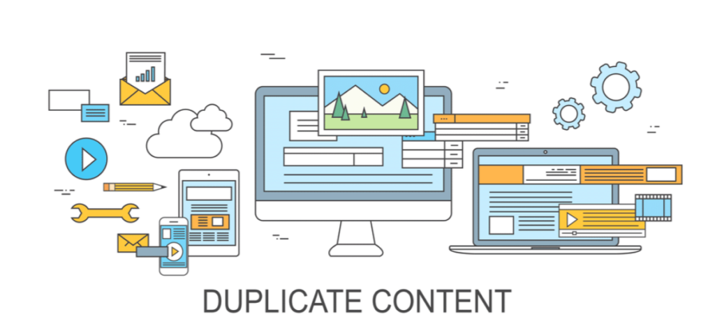 Online Tool for Check Content Duplication