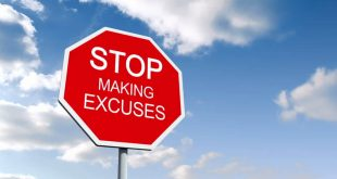9 Phenomenal Methods to Stop Making Excuses