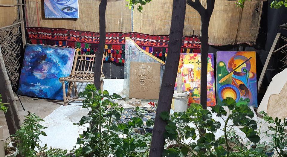 Ishaq Lehri Sculpture Artist from Quetta